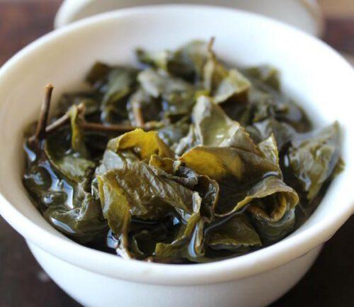 wulong thé Taiwan de Nantou