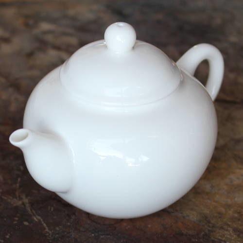théière en porcelaine pour woolong et puerh