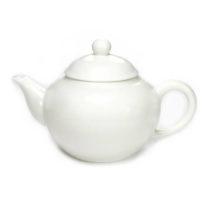 théière blanche porcelaine jingdezhen 100ml gong fu cha