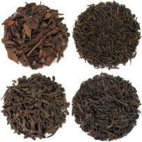 4 thés fermentés différents