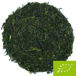 Gyokuro thé japonais umami récolte ombrée