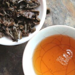 Liming tea cake from Yunann