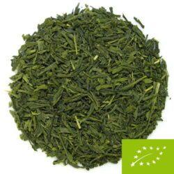 thé vert sencha et matcha Kirishima Bio