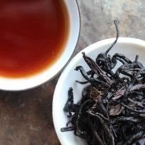 pu-erh sombre fermenté Chine