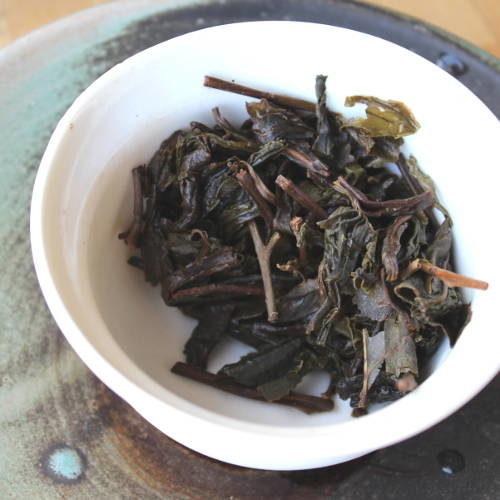thé puerh Thaï