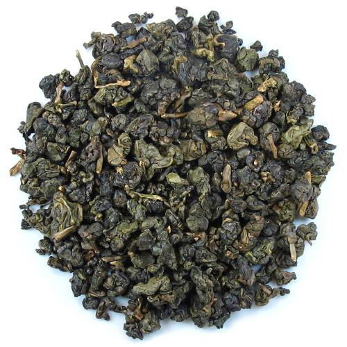 thé taiwanais oolong thé bleu