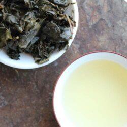 wulong vieux thé Gao Feng Taiwan