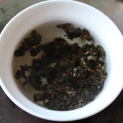 oolong taiwan de Gaofeng cultivar Qing Xi