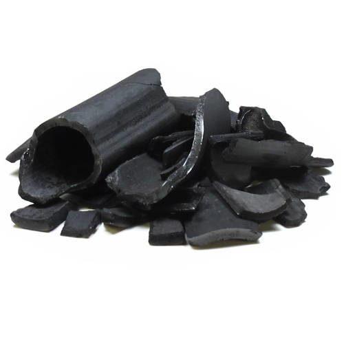 charbon de bambou pour chauffer l'eau