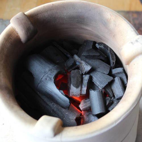 charbon de bambou piur brasero gong fu cha