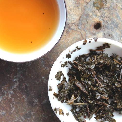 thé bio torréfié japon houjicha