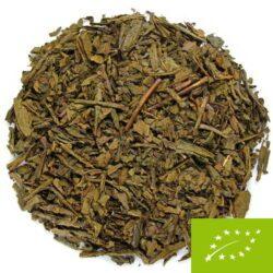 thé vert japonais torréfié