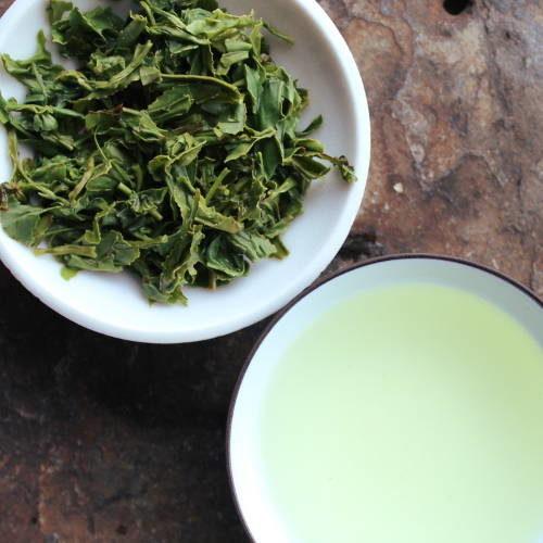 thé wulong japonais 2017