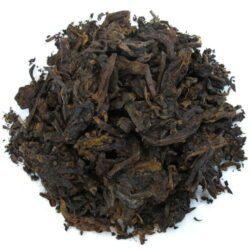 vieux thé affiné en Thailande pu erh sombre