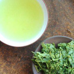 thé vert japonais premium