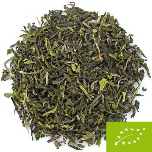thé noir bio de Darjeeling jardin de Jungpana récolte 2019