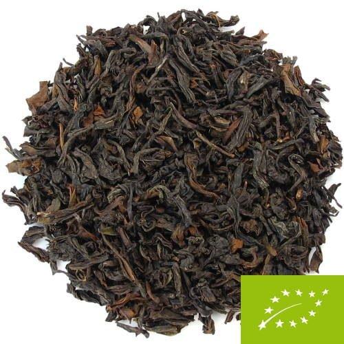 Thé noir de Darjeeling récolté d'été