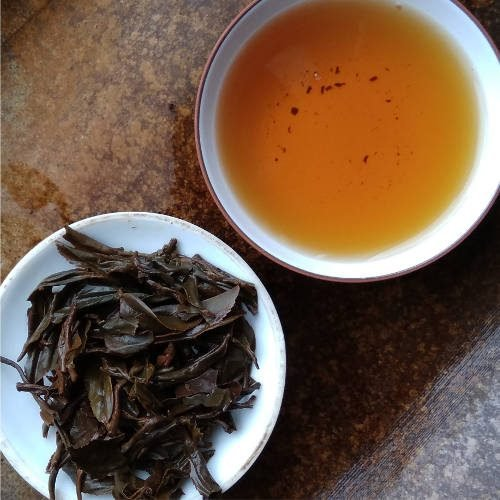 thé wulong du Vietnam