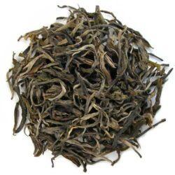 Thé pu-erh vert mao cha de Bulang Shan