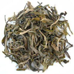 puerh vert de Bulang Shan variété Tian Cha