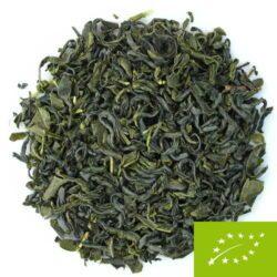 Thé vert de la famille Kadota