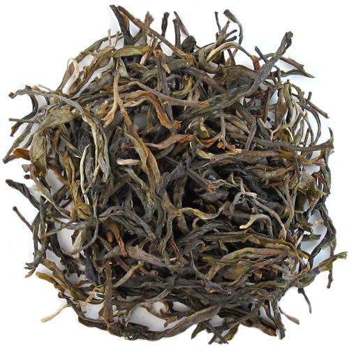 Puerh vert de vieux théiers, récolte d'automne Ben Komaen Phongsaly Laos