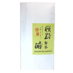 Paquet de thé shincha Sakura No