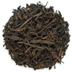 Thé puerh fermenté de Menghai dans le Xishuangbanna
