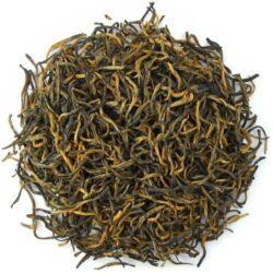 Feuilles du Duyun Hongcha thé rouge du Guizhou