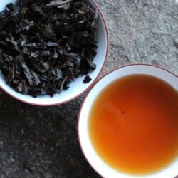 Thé sombre Li An infusé
