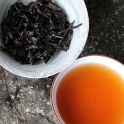 puerh fermenté torréfié à Taïwan