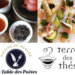 Atelier thé et gastronomie le 07/11