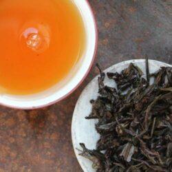thé oolong wuyishan