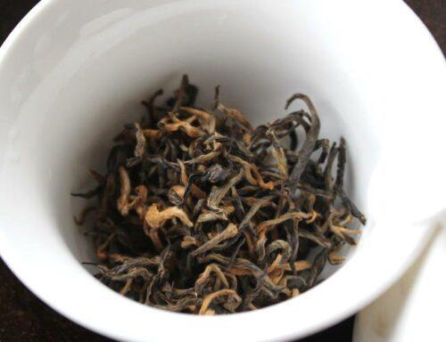 Thé du Népal fabrique Shangr-La Tea producers