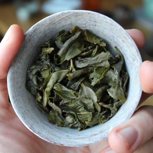 thé oolong du Fujian Zhengwei vrai goût