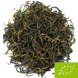 thé rouge du Yunnan Bio bourgeons pekoe