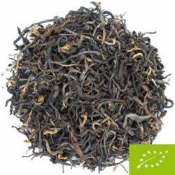 Thé noir Bio deu Népal riche en bourgeons
