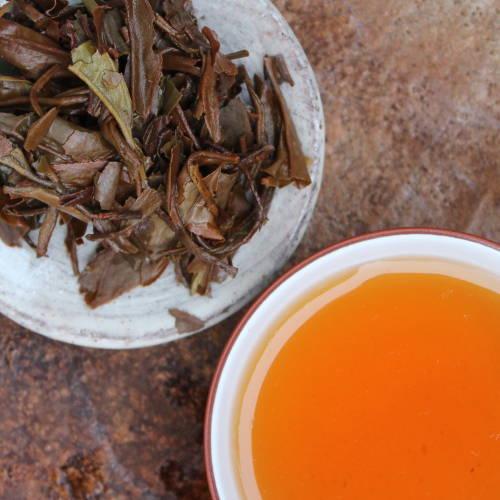 Thé noir Népal Ilam bourgeons argentés
