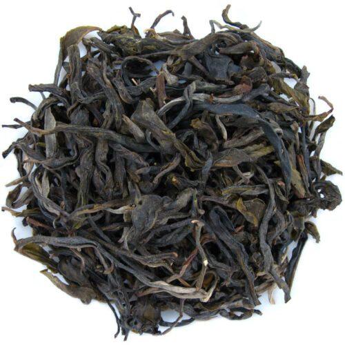 thé pu-erh vert mao-cha de Thaïlande