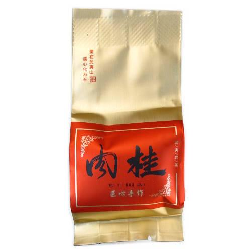 Sachet individuel thé oolong wuyishan Rou Gui