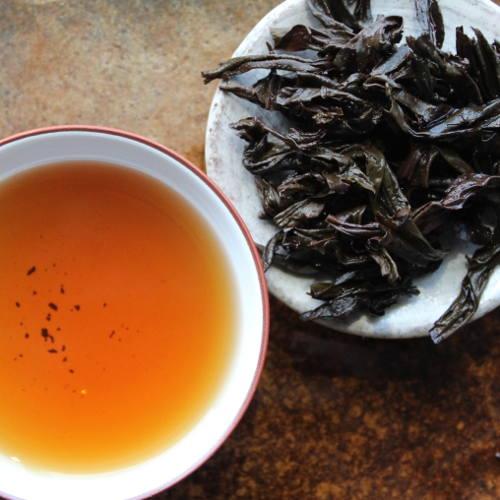 Thé wulong Yuan Cha Rou Gui