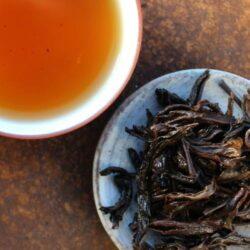 Thé oxydé noir de Taïwan