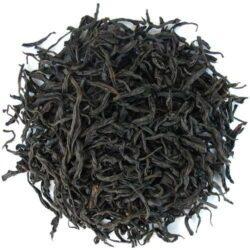 Thé noir du Fujian Lapsang Souchong traditionnel