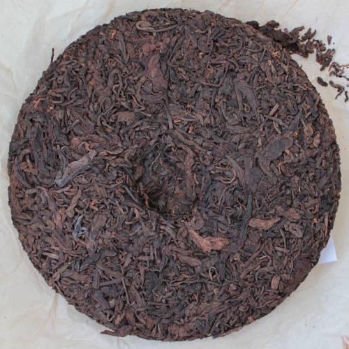 Galette puerh fermenté thaïlandais 1996