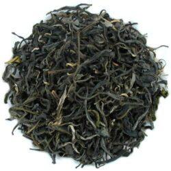 Thé vert fûmé du Vietnam
